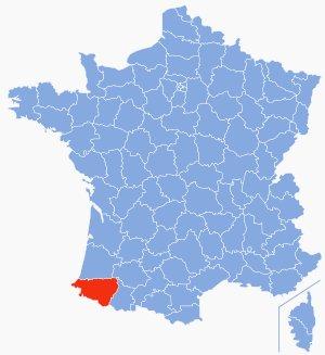Duflot Pau